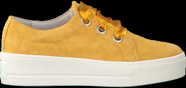Gele Roberto d'Angelo Sneakers LEEDS