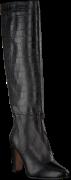 Zwarte Notre-V Lange Laarzen Ah210