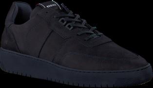 Blauwe Nubikk Lage Sneakers Yucca Ace