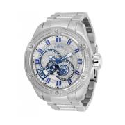Bolt 31824 automatisch herenhorloge - 52 mm - met 156 diamanten